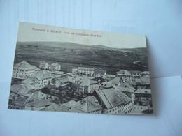 PANORAMA DI ASIAGO  ITALIA ITALIE VENETO VICENTE VISTO DAL CAMPANILE SUD EST CPA 15808 C.D. BONOMO EDIT MILANO - Vicenza