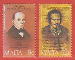 1985 Malta ** (sans Charn., MNH, Postfrisch)   Yv 715/6Mi  734/5 SG 767/8 - Malta