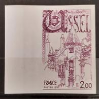 France 1976 Essai De Couleur N°1872  BdF ** TB - Proefdrukken