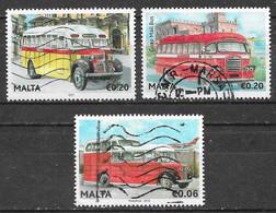 Malte - Cars - Oblitérés - Lot 134 - Malta