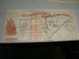 CAMBIALE NEW ORLEANS NATIONALE BANKING ASSOCIATION 1873 - Bills Of Exchange