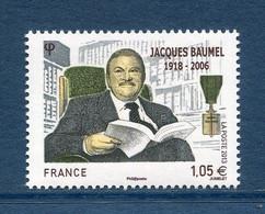 ⭐ France - Yt N° 4754 ** - Neuf Sans Charnière - 2013 ⭐ - Ongebruikt