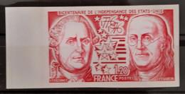 France 1976 Essai De Couleur N°1879 BdF  ** TB - Ensayos