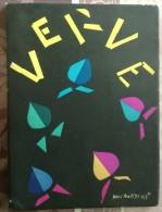 Catalogue Revue VERVE N° 8 Volume 2 - Henri Matisse - 1940 - Format 27x36 Cm - 76 Pages - Unclassified