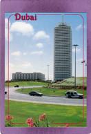 Émirats Arabes Unis DUBAI  Trade Center With Hilton Hotel - United Arab Emirates