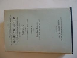 The Standard édition Of The Complete Psychological Works Of SIGMUND FREUD Vol. X (1909) - Psychology