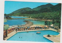 Port Glaud From Mahe Beach Hôtel Seychelles - Seychelles