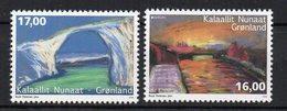 GROENLAND - GREENLAND - 2018 - EUROPA - LES PONTS - BRIDGES - - Ungebraucht