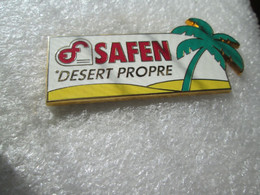 PIN'S    BIG PIN'S  SAFEN   DESERT  PROPRE   L'ENTREPRISE  FERROVIAIRE  DAKAR  94  N°  170  Zamak  65x30mm - Andere