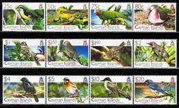 Cayman Islands - 2006 - Birds - Mint Definitive Stamp Set - Cayman Islands