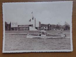 Carte Officiëlle De L'Exposition Internationale De Liège En 1939 - Palais Des Pays Bas --> Onbeschreven - Liege