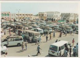 Djibouti  Place Mahmoud Harbi Animé - Djibouti