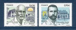 ⭐ France - Yt N° 4798 Et 4799 ** - Neuf Sans Charnière - 2013 ⭐ - Unused Stamps