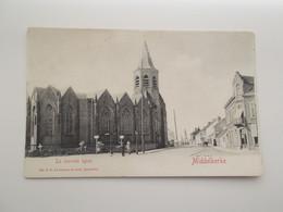 MIDDELKERKE: Kerk - Middelkerke