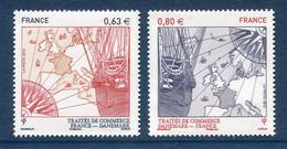 ⭐ France - Yt N° 4817 Et 4818 ** - Neuf Sans Charnière - 2013 ⭐ - Nuovi