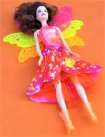 "Poupée Barbie BLP 26   "" Barbie And The Secret Door Nori ""   2013 Mattel Made In China - Barbie"