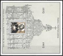Portuguese India 1952 Mnh ** 18 Euros - Portugees-Indië