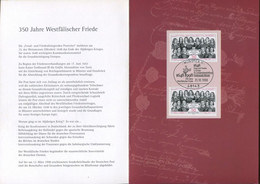 Germany Special Folder - War And Peace, 30 Year 1648 - Militaria
