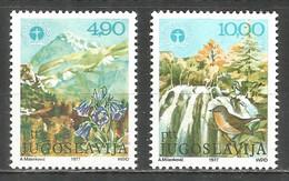 Yugoslavia 1977 Year, Mint Stamps MNH(**) - Ungebraucht