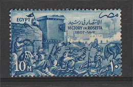Egypt - 1957 - ( Victory Over The British At Rosetta, 150th Anniv. ) - MNH (**) - Unused Stamps