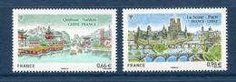 ⭐ France - Yt N° 4847 Et 4848 ** - Neuf Sans Charnière - 2014 ⭐ - Nuovi
