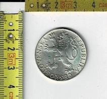 210417 - M 1056 - CESKOSLOVENSKA 50 KORUN  1945 -1948 -  ARGENT SILVER - Tschechoslowakei
