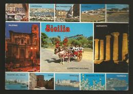 AD7414 Sicilia - Vedutine - Andere Steden