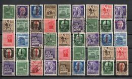Italia - 1944/45 - Repubblica Sociale - Lotto 45 Francobolli  - Nuovi ** - Nuovi * E Usati - (FDC29666) - Gebraucht