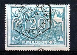 "TR 9 -  ""BRUXELLES (NORD)"" - (ref. 34.138) - Afgestempeld"