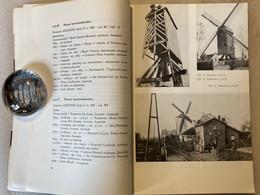 1962 - Inventaris Van De Wind- En Watermolens In Oost-Vlaanderen - Arrondissement EEKLO En GENT - Molens - Geschichte