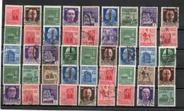 Italia - 1944/45 - Repubblica Sociale - Lotto 45 Francobolli  - Nuovi ** - Nuovi * E Usati - (FDC29667) - Gebraucht