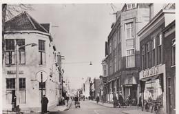 4837123Den Helder, Spoorstraat Met Winkel C. JAMIN.(FOTO KAART) - Den Helder
