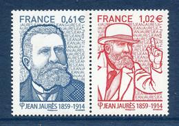 ⭐ France - Yt N° 4869 Et 4870 ** - Neuf Sans Charnière - 2014 ⭐ - Nuevos
