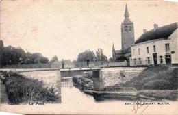 Belgique - Bernissart  - Blaton - Le Pont - Bernissart