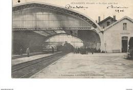 BEDARIEUX  La Gare - Bedarieux