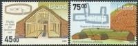 IJsland 2000 Architectuur Serie PF-MNH - Ungebraucht