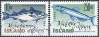 IJsland 2000 Vissen Serie PF-MNH - Ungebraucht