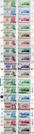 Transnistria 1993-1997 Full Set 17 Pcs. 1 - 500000 Rublei - Pick 16-33 UNC - Other