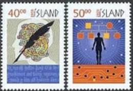 IJsland 2000 Nieuw Millennium Serie PF-MNH - Ungebraucht