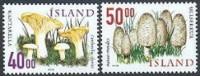IJsland 2000 Paddestoelen II Serie PF-MNH - Ungebraucht