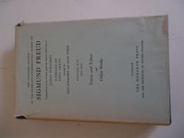 The Standard édition Of The Complete Psychological Works Of SIGMUND FREUD Vol. XIII (1913-1914) - Psychology