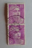 10 Grs  GANDON N°811a SANS LE F - 1945-54 Marianna Di Gandon