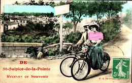De SAINT-SULPICE De La POINTE Recevez Ce Souvenir - Saint Sulpice