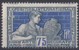 FRANCE N** 214 MNH - Unused Stamps