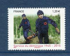 ⭐ France - Yt N° 4927 ** - Neuf Sans Charnière - 2015 ⭐ - Nuovi