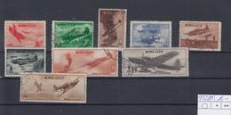 UdSSR (B) Michel Cat.No. Used 972/980 - Unused Stamps