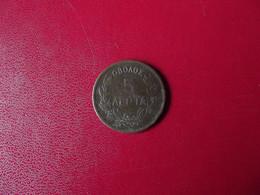 5 Lepta - George I Royaume Grèce 1878 - Greece