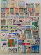 Lot De Timbres Du Koweït, En Parfait état, Oblitérés, Presque Tous Différents - Kuwait