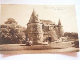 Carte De Remilly-les-Pothées  , Le Château   Petit Prix - Altri Comuni