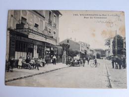 CPA - Villeneuve-le-Roi (94) - Rue Du Commerce - Villeneuve Le Roi